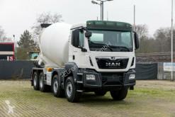 камион MAN 41.400 8x4 / Euromix MTP Mischer 12m³ / EURO 3