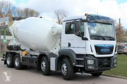 Camion béton toupie / Malaxeur neuf MAN TGS 32.430 8x4 / EuromixMTP 9m³ / EURO 6 5150mm