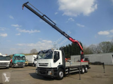 camion Iveco 420 Pritsche Fassi 310XP 4xhydr. 4-Punkt Funk
