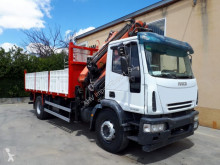 ciężarówka Iveco CAMION GRUA CAJA ABIERTA VOLQUETE IVECO 280 4X2 PALFINGER PK 230