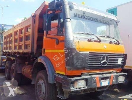 Voir les photos Camion Mercedes 2629