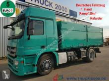 Camión volquete usado Mercedes 1846 20m³ Alu Kempf Getreide Retarder 1.Hand BC