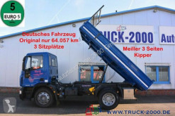 Camion Iveco 120 E 28 EEV Meiller nur 64TKM 3 Sitzer 2x AHK tri-benne occasion