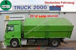 Kamion korba Mercedes Actros 1848 22m³ Alu Kempf Getreide Retarder 1.H