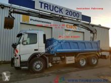 Volvo tipper truck FM 340 Meiller Hiab122 HiPro+FB+5.+6.Steuerkreis