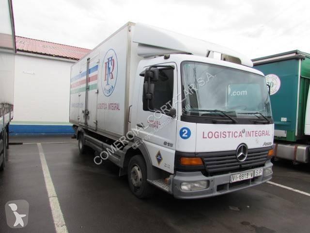 Ver las fotos Camión Mercedes Atego