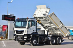 MAN three-way side tipper truck TGS 26.440 / 6X6/ 3 SIDED KIPPER/ BORTMATIC/ E 6