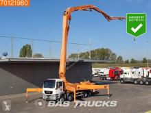 Teherautó MAN TGS 41.400 használt betonkeverő + pumpa beton