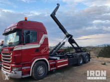 Camion Scania R 480 polybenne occasion