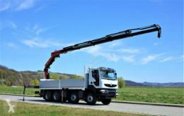 camión Renault Kerax 410 DXI*Pritsche6,60m+Kran/FUNK*To