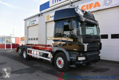 Грузовик DAF CF 510 ATe Space Cab Ellermann HL24-65 1.Hd Alu бункеровоз б/у