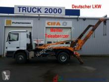 Mercedes tipper truck 1831 Actros Tele Meiller Deutscher LKW AHK