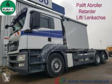 MAN TGA 26.480 Palift 15t. NL Retarder Deutscher LKW LKW gebrauchter Absetzkipper