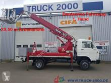 MAN 6.100 Denka Lift 23,5m+seitlich 11,3m aus 1.Hand truck used aerial platform
