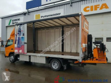 Nc LKW Pritsche Canter 8C18 Edscha 3.5tNL Mitnahme Stapler 1.5t.