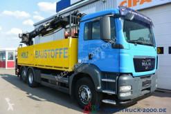 camion MAN TGS 26.320 Hiab XS166K-2 Pro 10.8 m = 1.560 kg