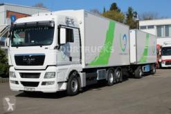 vrachtwagen MAN TGX 26.440 XLX /Fleischer/Strom/Türen/FRC/ZU