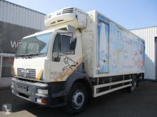 vrachtwagen koelwagen mono temperatuur MAN