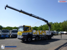 Scania P 400 truck used flatbed