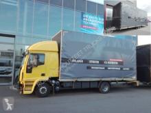 Car carrier truck Euro Cargo ML 120E28 4x2 Euro Cargo ML 120E28 4x2, EEV, UNFALLSCHADEN!