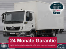 Camion MAN TGL 8.190 4X2 BL Koffer 6m, Ladebordwand, Klima fourgon occasion