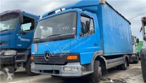 Used box truck Mercedes ATEGO 815 K