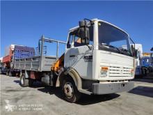 Camión nc S 100.06/A pour pièces détachées caja abierta usado