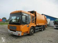 camion benne à ordures ménagères Magirus-Deutz