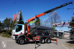 Iveco flatbed truck