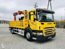 Ciężarówka Scania P230 platforma używana