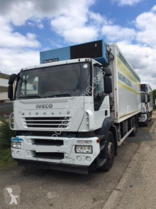 Used mono temperature refrigerated truck Iveco Stralis 270