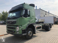 Volvo FM 460 6x2 Fahrgestell für Silo Euro 5 Lenkachse truck used chassis