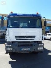 Iveco Trakker 260 T 36 кузов с двухсторонней разгрузкой б/у