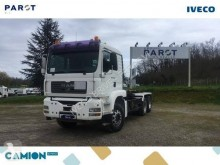 Camion MAN TGA 33.460 polybenne occasion