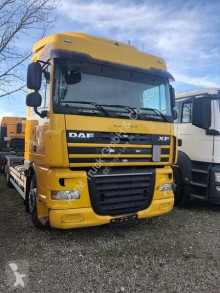 DAF XF 105.410 T FAHRGESTELL truck used hook arm system
