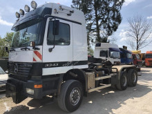 Camion Mercedes Actros 3343 polybenne occasion