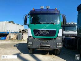Lastbil Mercedes Benk L 508 D flexibla skjutbara sidoväggar begagnad