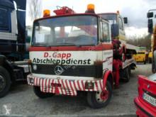 Camión de asistencia en ctra Mercedes PL 813 Abschleppwagen
