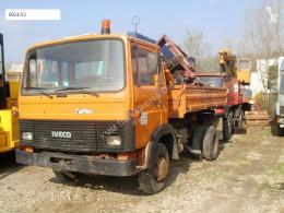 Camião estrado / caixa aberta Iveco MAGITUS Deutz M 130 M 8 FK