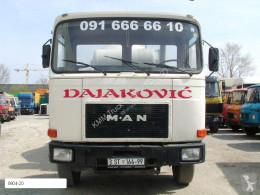 Kamion MAN 26.281 6x4 beton frézovací stroj / míchačka použitý