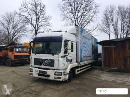 MAN tarp truck TG-L 8.180