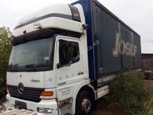 Lastbil Mercedes Atego 1323 skjutbara ridåer (flexibla skjutbara sidoväggar) begagnad
