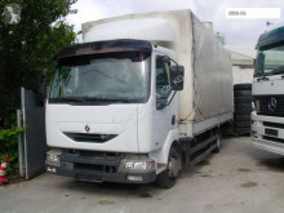 Camion Renault Midlum 150 Pritsche / Plane savoyarde occasion