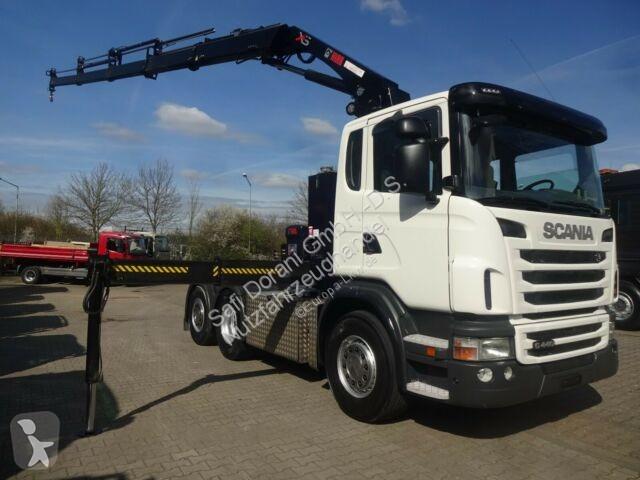 Ver las fotos Cabeza tractora Scania G 440
