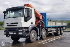 Camion polybenne Iveco Trakker 360