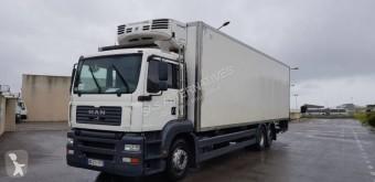 MAN TGA 18.320 LKW gebrauchter Kühlkoffer