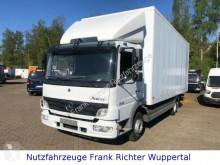 Camion fourgon Mercedes 815 Atego,erst.17TKM,HU04/21,6,2mK