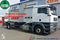 MAN TGA 18.360 LL BDF 1.Hand 5 Sitzer Klima Schalter truck used chassis