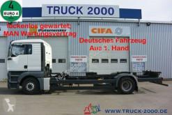 Vrachtwagen MAN TGA 18.360 BDF 1.Hd 5 Sitze Fahrschule Schalter tweedehands chassis