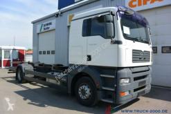 Камион шаси втора употреба MAN TGA 18.350 BDF 1.Hand 5 Sitzer Klima Schalter BC